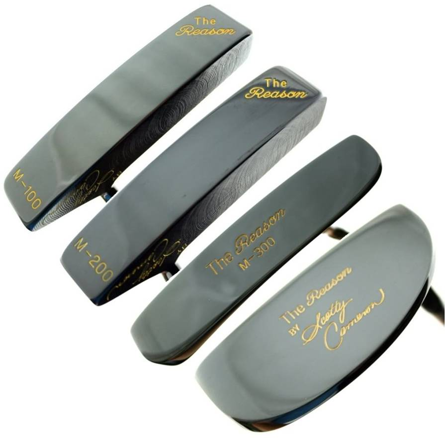 Titleis line of Putters Save