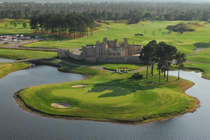 The Wizard Golf Myrtle Beach Save