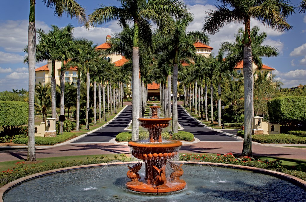 Ritz Carlton Naples Fl 1 Night 2rounds 12 22 12 31