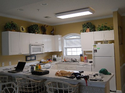 Kitchen Myrtlewood Villas Vacation-Deals