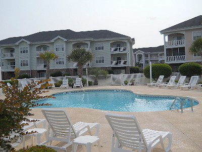 Myrtlewood Villas Pool SC