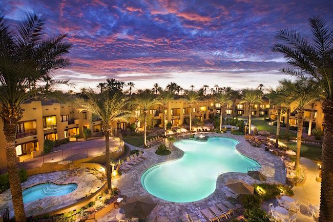 Wigwam Resort Pool AZ
