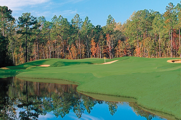 Parkland Golf Legends Myrtle Save