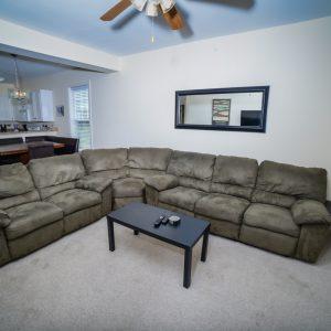 River Oaks Villas Myrtle Living Room