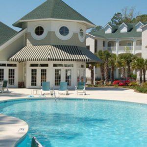 Villas Myrtle Beach Grande Villa Pool