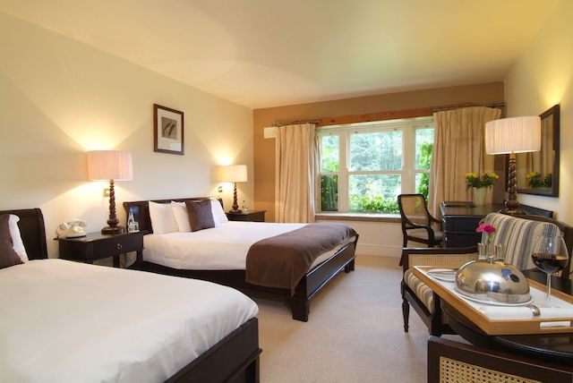 BrookLodge & Macreddin Village Ireland Golf Vacation Deals