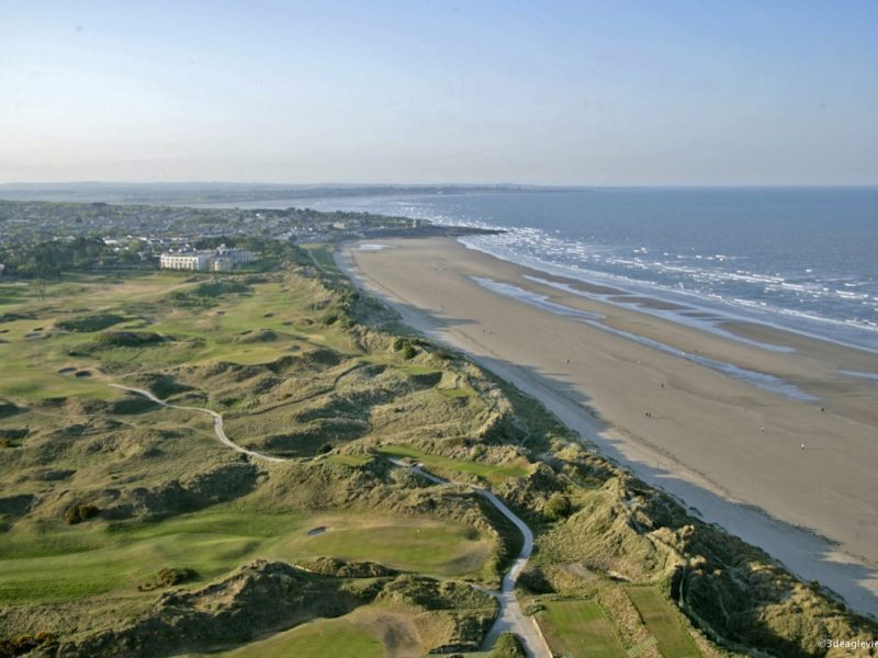 Portmarnock Hotel & Golf Links Spring Packages