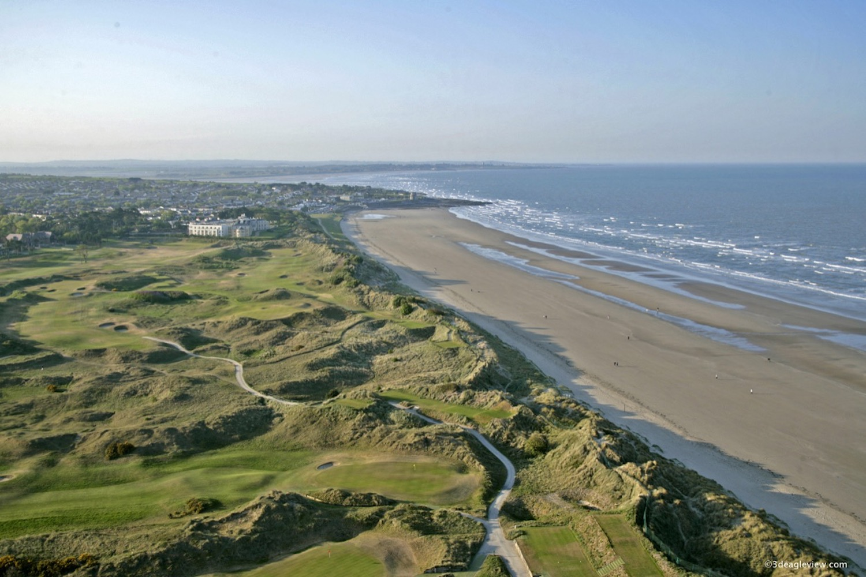 Portmarnock Hotel & Golf Links Spring Packages