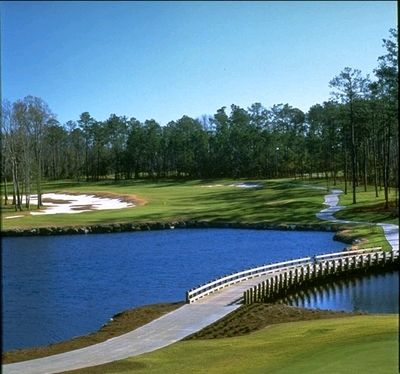 Ocean Ridge Golf Package