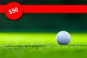 Gift Card Golf Packages and Tee-times