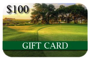 Gift Cards Golf 100