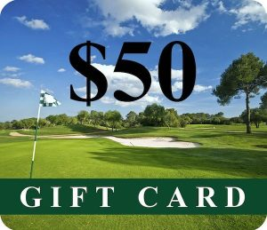 Gift Cards Golf 50