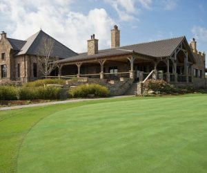 Thistle Golf Club House