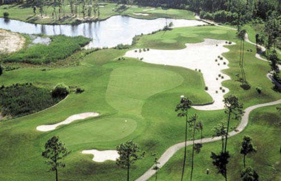 Summer Golf Package Myrtle Beach 2 Rounds