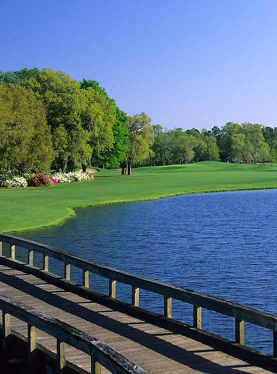 Pawleys Island April Elite Golf Package