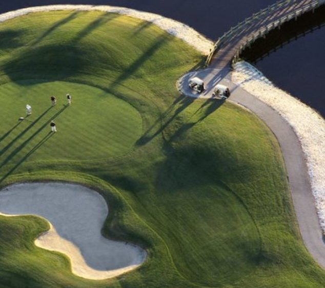 Tigers Eye Golf Packages