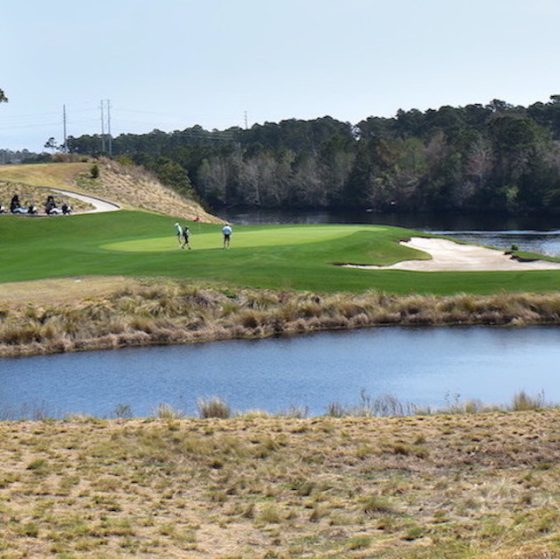 Grand Dune Golf Packages